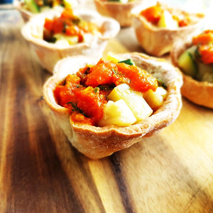 zucchini pie crust